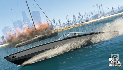 GTA V takes UK Video Games Chart top spot