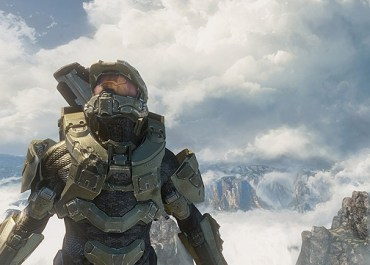 Gadget Show presenter in Halo 4 role