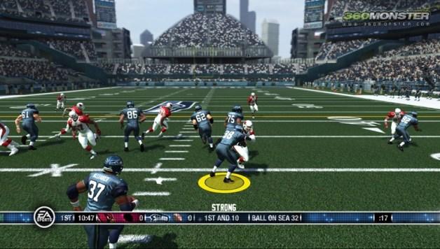 Gamerpics & Themes: Madden NFL 07