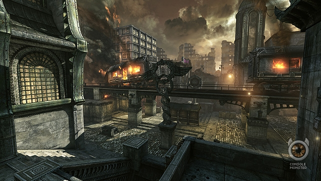 Gears of War 3 'Horde Command Pack' Announced