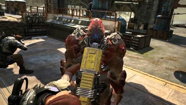 Gears of War 4 - Lock