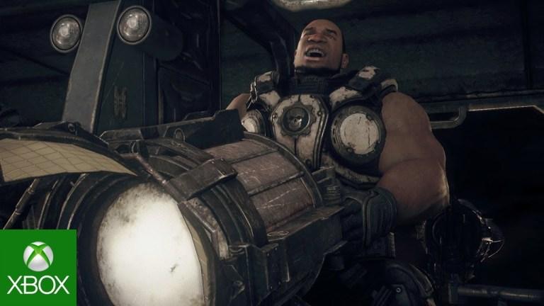 Gears of War: Ultimate Edition - Cole Train Rap