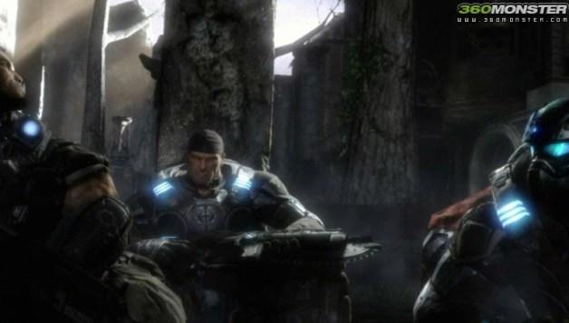 Gears of War goes Triple Platinum!