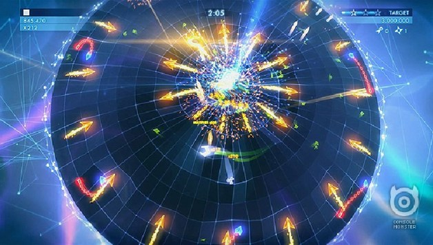Geometry Wars 3: Dimensions Review
