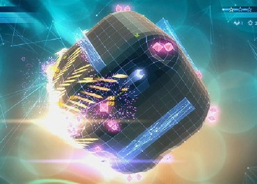 Geometry Wars 3: Dimensions dated