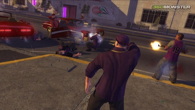 Get Ready for some Saints Row bling!
