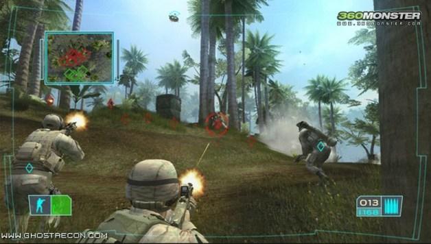 Ghost Recon 3 City Scape screen