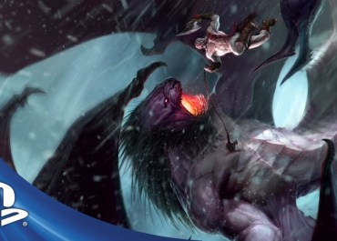 God of War: Ascension - The Manticore Takes Flight