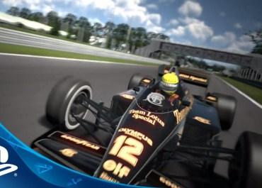 Gran Turismo 6 - Ayrton Senna's Lotus 97T