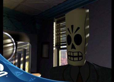 Grim Fandango Remastered - PSX Gameplay Trailer