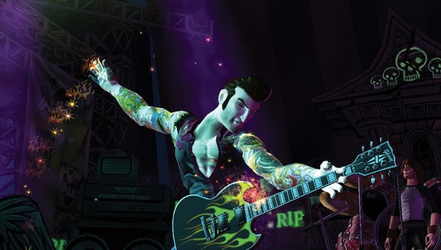 Guitar Hero II Q&A and TV AD