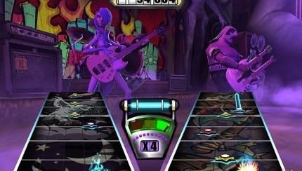 Guitar Hero II Rawks the 360.