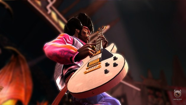 Guitar Hero III: Legends of Rock Review