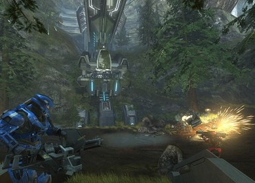 Halo: CE Anniversary Will Support the Kinect