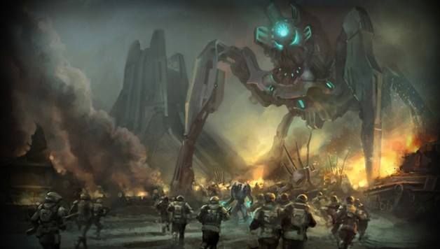 Halo MMO was in the works