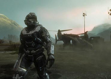 Halo: Reach Preview