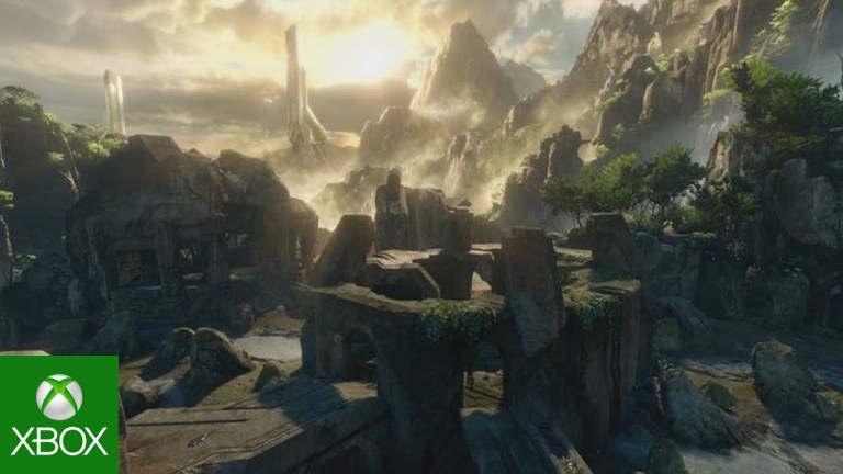 Halo: The Master Chief Collection - Sanctuary Reveal