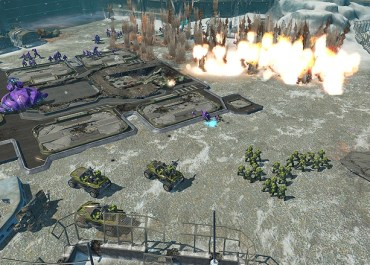 Halo Wars Intial Impressions