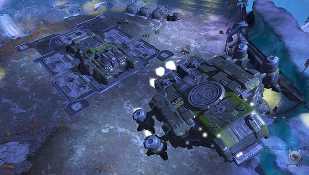 Halo Wars Preview