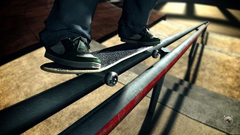 Hands On: Skate