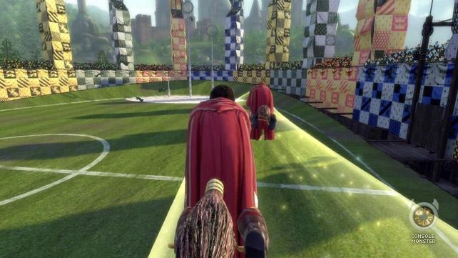 Harry Potter Kinect - Screenshots