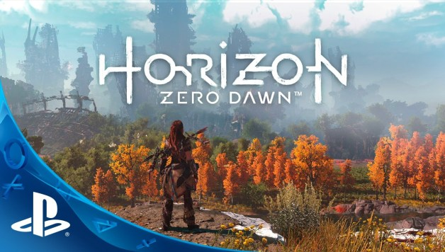 Horizon: Zero Dawn - Gameplay trailer E3 2015
