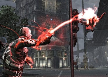 InFamous 2 - User Generated Missions