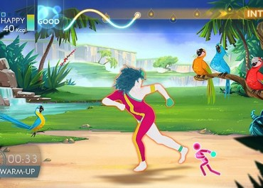 Just Dance 4 Review