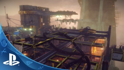Killzone Shadow Fall - The Statue DLC Map