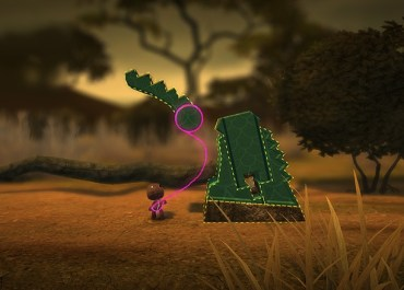 LBP get's even more awesome with Snake and Sephiroth