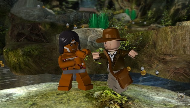 LEGO Indiana Jones - New Site and Trailer