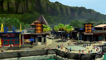 LEGO Jurassic World returns to #1 in Video Games Chart