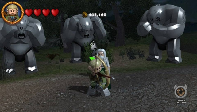 LEGO The Lord of the Rings: The Video Game Review