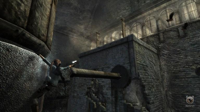 Lara Croft better looking on the PlayStation 3?
