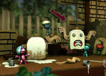 Little Big Planet 2 will not feature 3D support