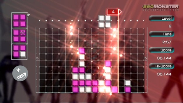 Lumines Live! Review