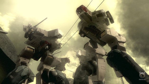 MGS 4: More details