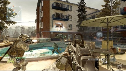 MW2 map packs due Spring 2010?