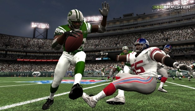Madden NFL 07 Demo on XBLM