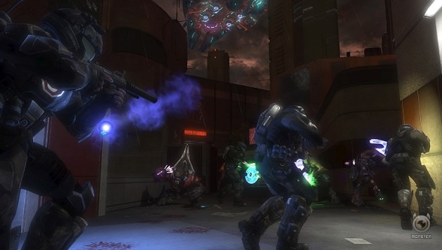 'Maddie' still in Halo 3 Recon