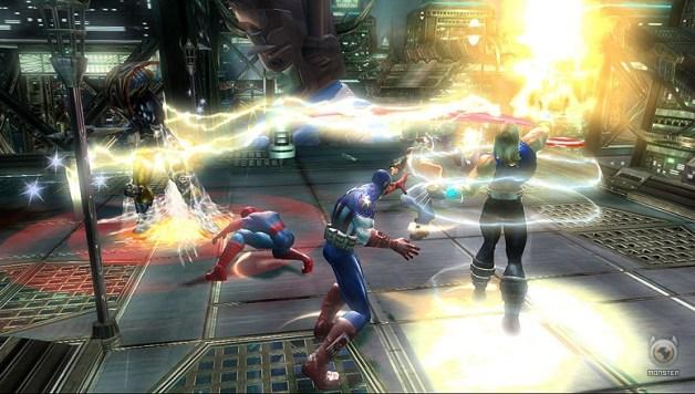 Marvel: Ultimate Alliance - Information & Screenshot