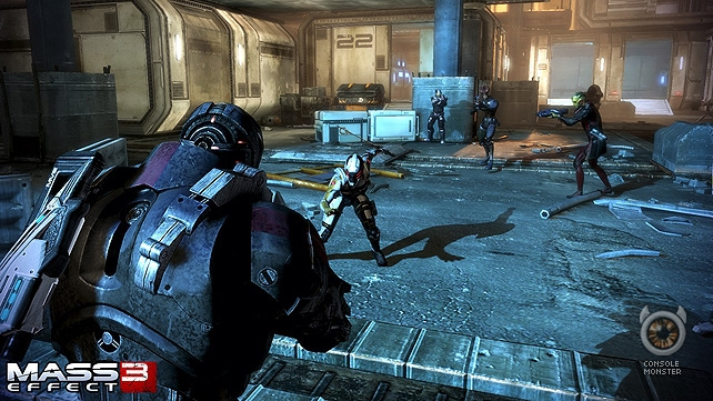 Mass Effect 3 Day-1 DLC already available