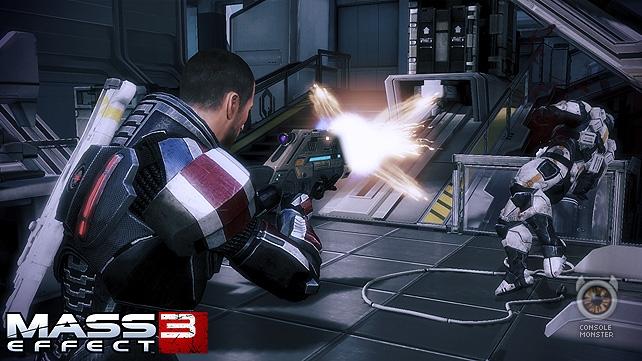 Mass Effect 3 - Gamescom 2011 Trailer