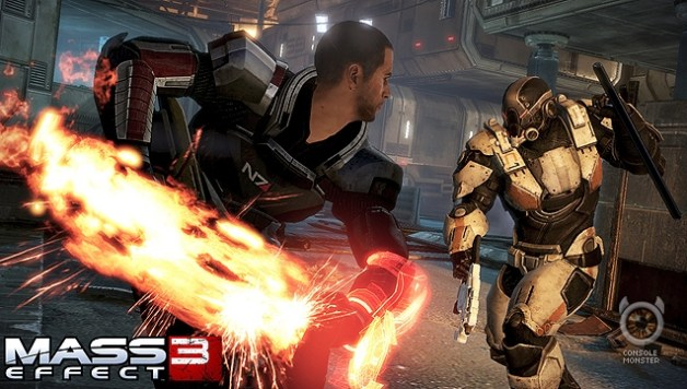 Mass Effect 3: Omega DLC Review