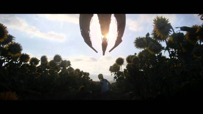 Mass Effect 3 - Take Earth Back Teaser Trailer