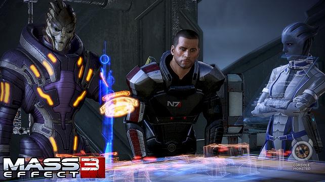 Mass Effect 3 - VGA 2011 Trailer