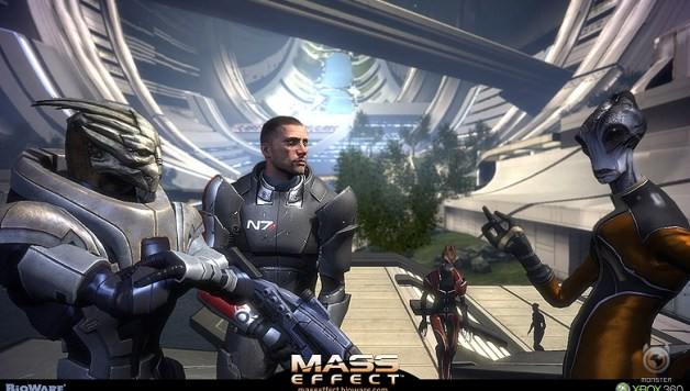 Mass Effect Preview