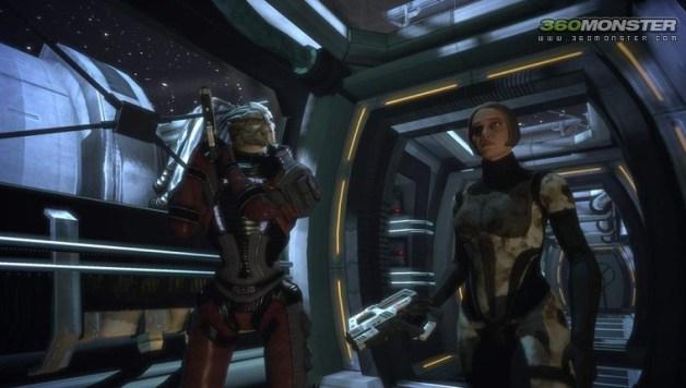 Mass Effect Trailer on MTV Tomorrow