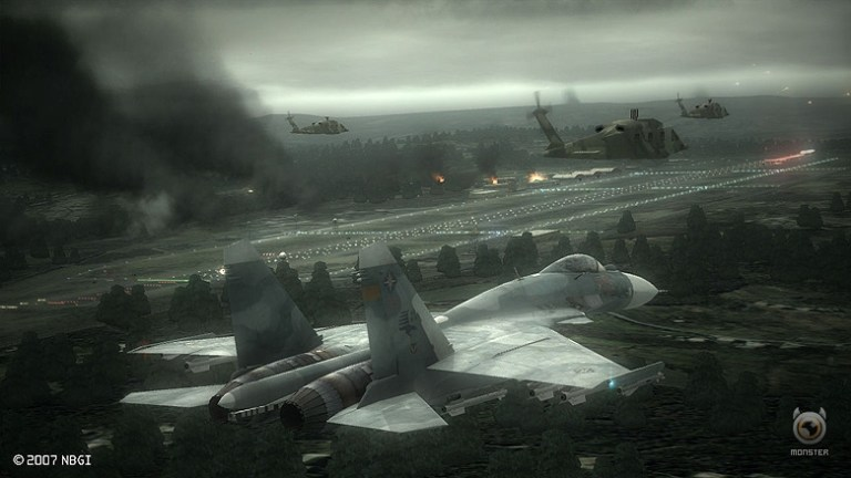 Media: Ace Combat 6