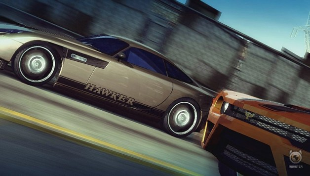 Media: First ever Burnout 5 In-Game screens